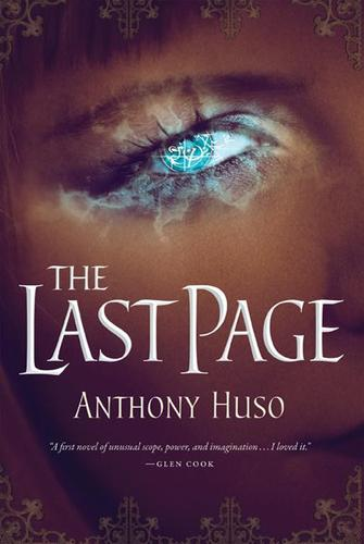 The Last Page Anthony Huso-small