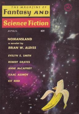 The Magazine of Fantasy and Science Fiction April 1961-small