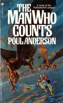 The Man Who Counts Poul Anderson-small