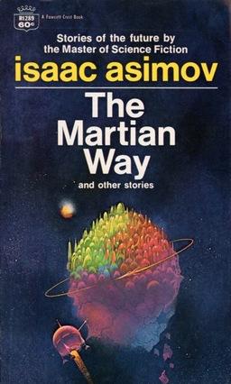 The Martian Way Isaac Asimov-small
