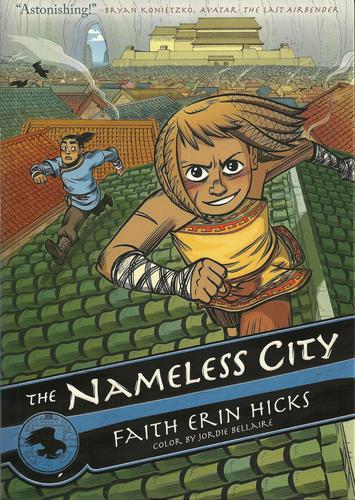 The Nameless City-small