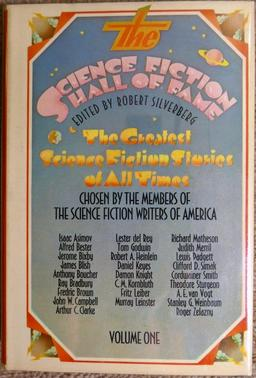 The Science Fiction Hall of Fame-small