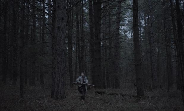 The Witch - in the forest-small
