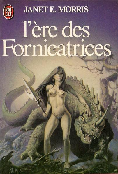 l'ere des Fornicatrices - Fr Cover-small