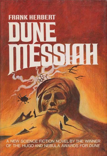 Dune Messiah Frank Herbert-small
