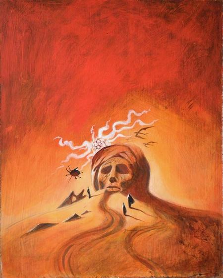Dune Messiah-small