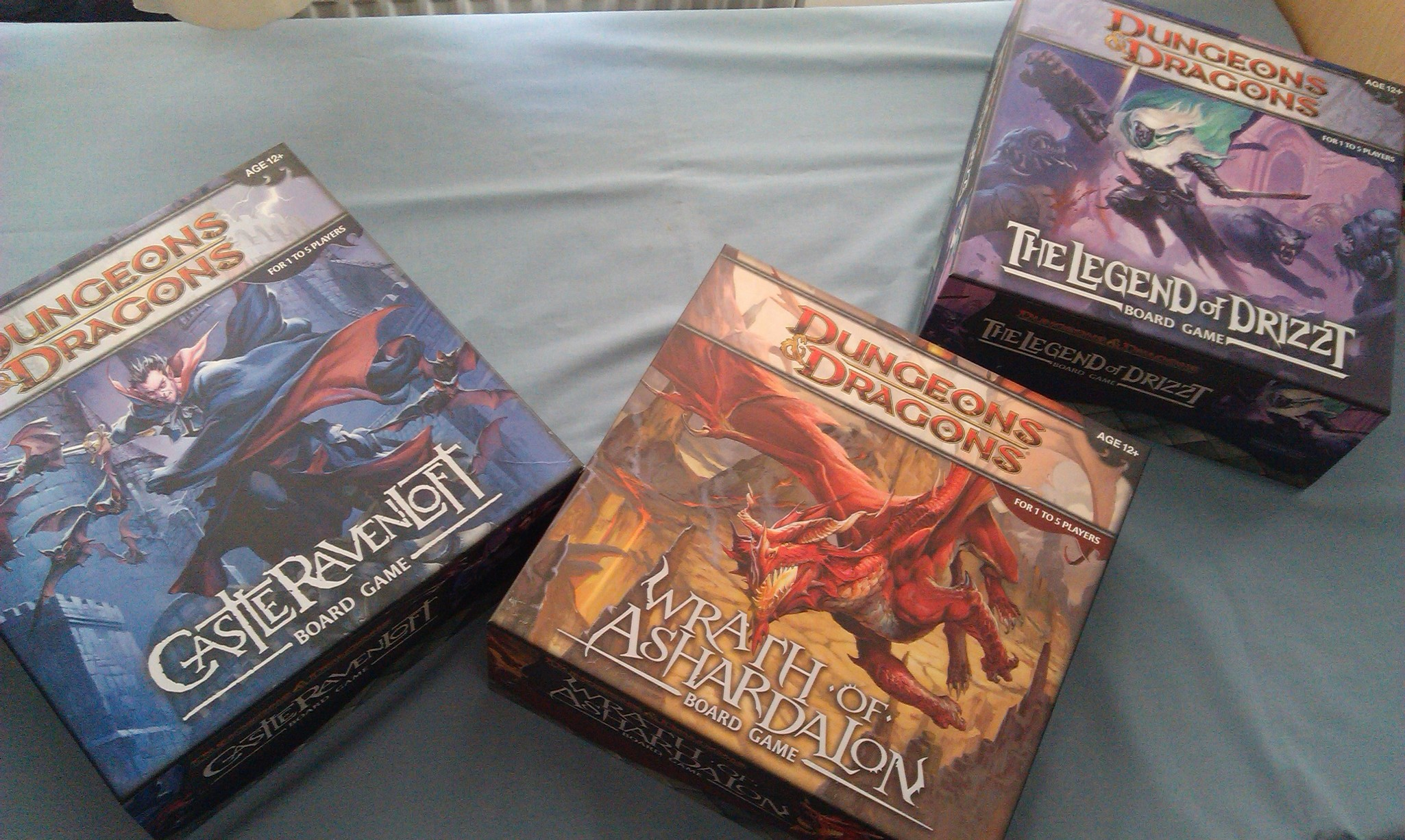dungeons and dragons type games