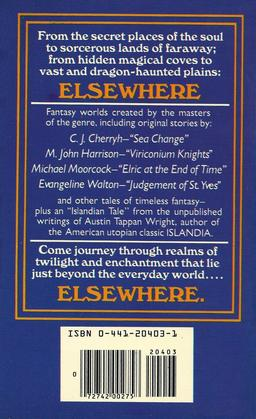 Elsewhere Volume 1-back-small