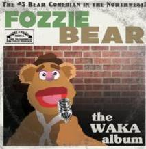Fozzie Bear the Waka Album