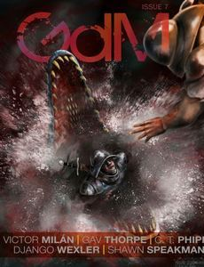 GrimDark magazine 7-rack