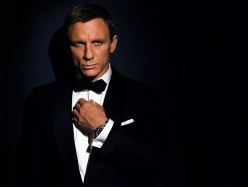"Admit it. You saw this picture and thought, ""Bond. James Bond."" in the appropriate accent. You couldn't help it."