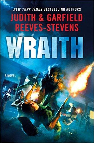 Wraith Judith and Garfield Reeves-Stevens-small