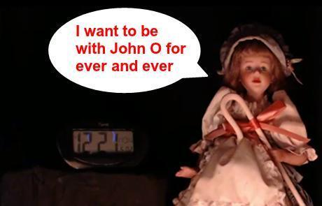 Ann the Haunted Doll