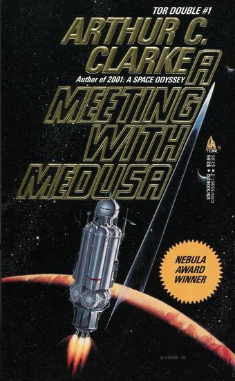 Arthur C Clarke A Meeting With Medusa-small