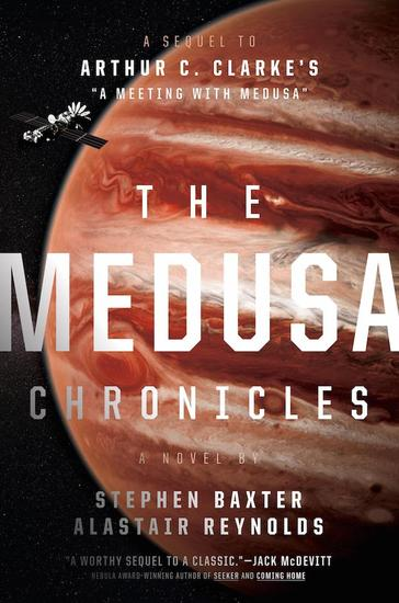 Arthur C Clarke The Medusa Chronicles-small