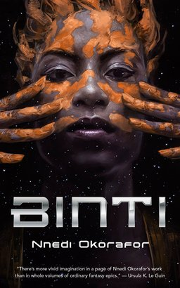 The Nebula Award-winning Binti, reprinted in its entirity in Nebula Awards Showcase 2017