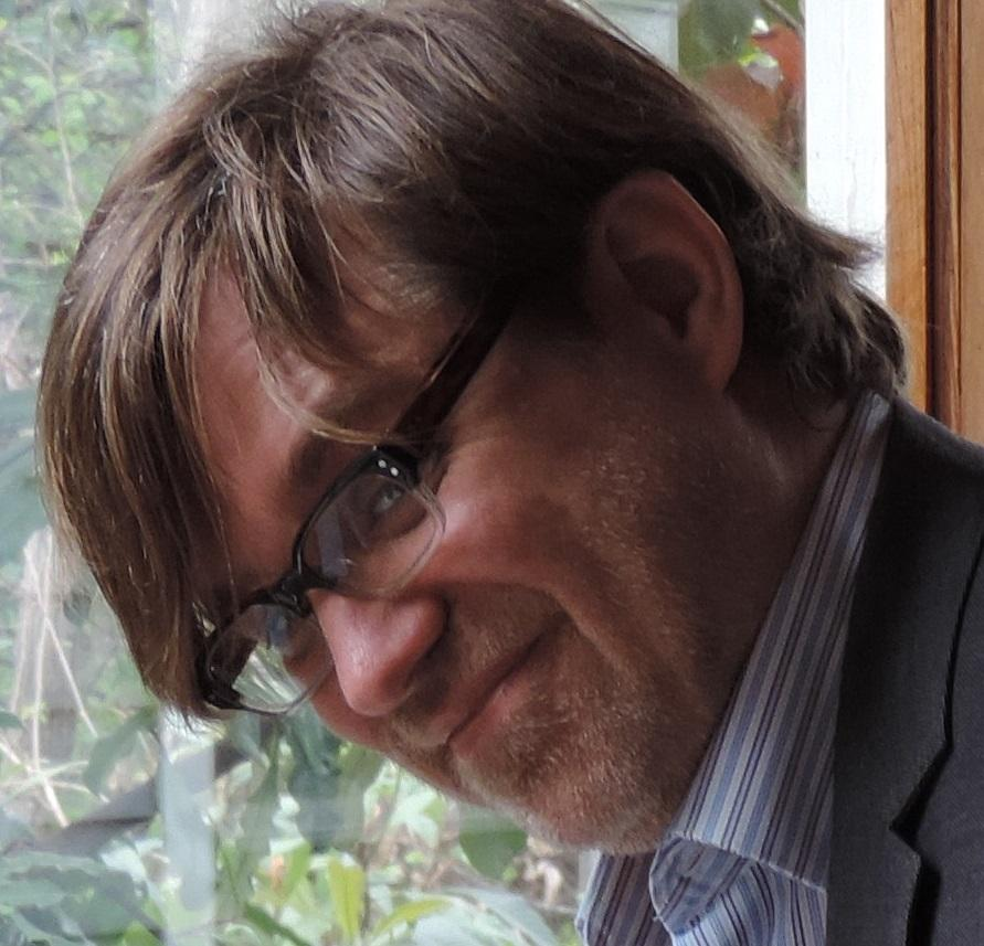 Claude Lalumière