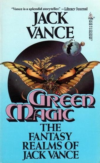 Green Magic Jack Vance-small