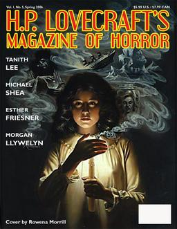 HP Lovecraft's Magazine of Horror 5-small