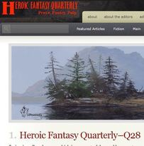 Heroic Fantasy Quarterly Q28-rack