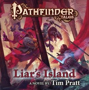 Pathfinder Tales Audio Liar's Island-small
