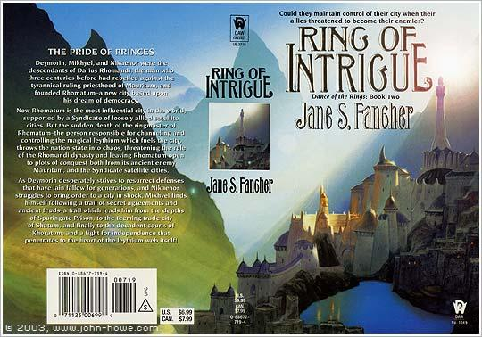 Ring of Intrigue Jane S Fancher-full