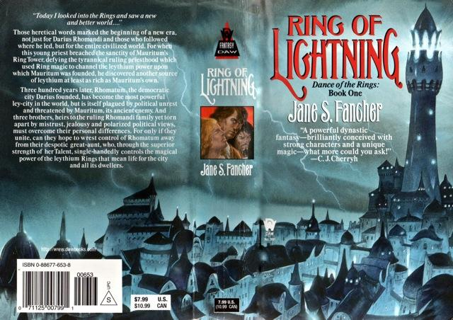 Ring of Lightning Jane S Fancher-full