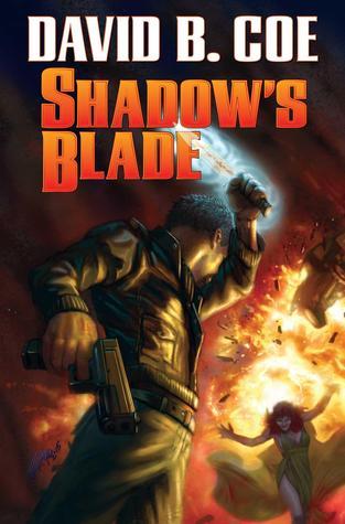 Shadow's Blade David B Coe-small