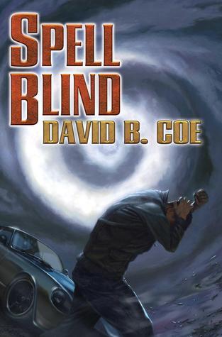 Spell Blind David B Coe-small