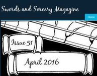 Swords and Sorcery magazine April 2016-rack