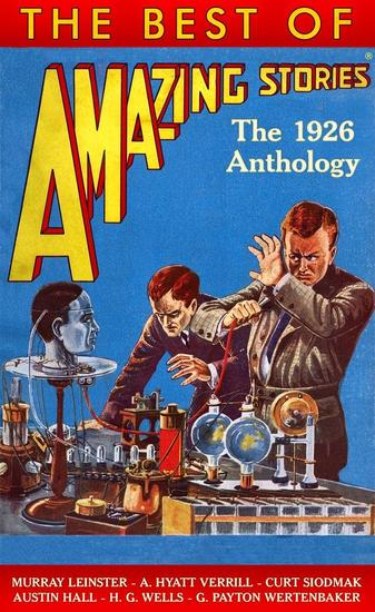 The Best of Amazing Stories 1926-small