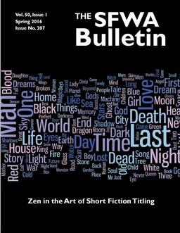 The SFWA Bulletin # 207