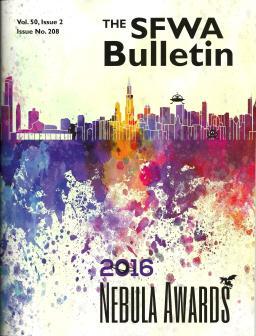 The SFWA Bulletin 208-small