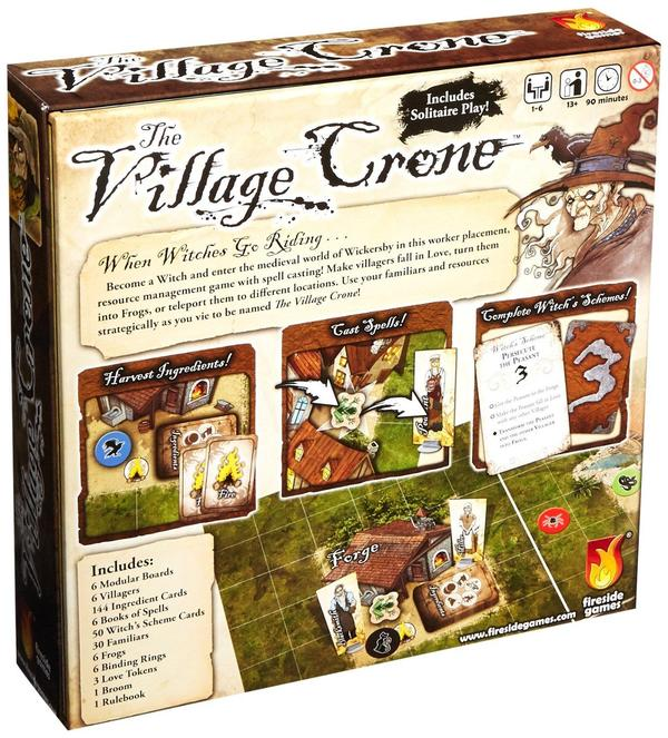 The Village Crone-back-small