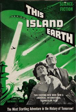 This Island Earth by Raymond F Jones-small