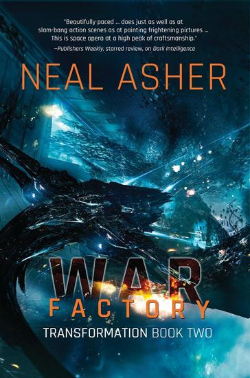 War Factory Neal Asher US-small