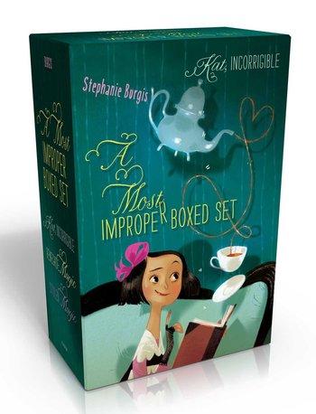 A Most Improper Boxed Set-small