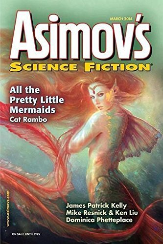 Asimov's Science Fiction March 2014