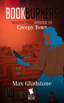 """""""Creepy Town"""" starts off Season 2 with a nice dose of library-induced terror."""