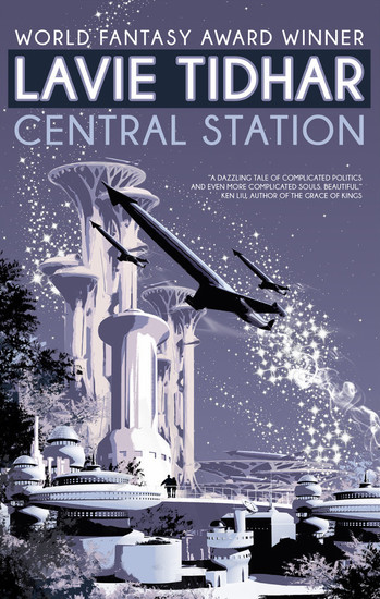 Central Station Lavie Tidhar-small