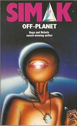 "Off-Planet, containing ""Junkyard"" (cover by Chris Moore)"