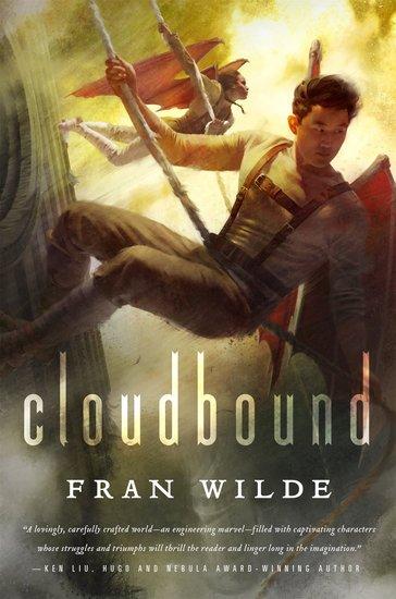 Cloudbound Fran Wilde-small
