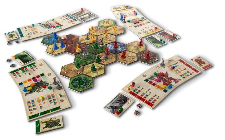 Hyperborea board game Asmodee-small