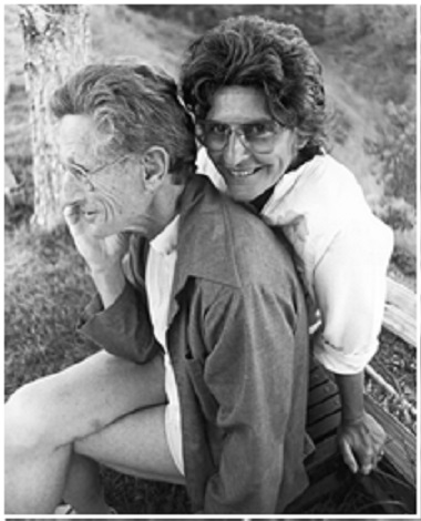 John Lilly and his wife Toni