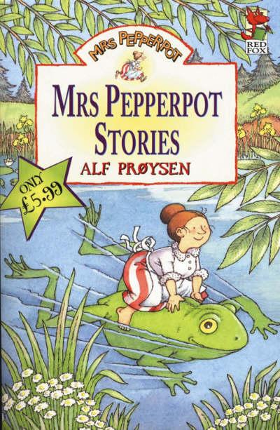 Mrs Pepperpot