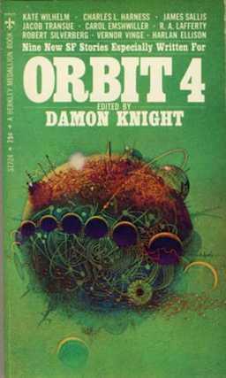 Orbit 4 Damon Knight-small