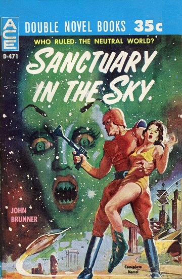 Sanctuary in the Sky John Brunner-small