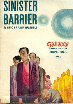 Sinister Barrier Galaxy Novel 1-small