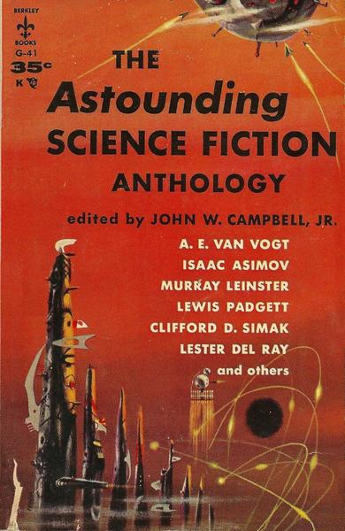The Astounding Science Fiction Anthology Berkley 1956-small