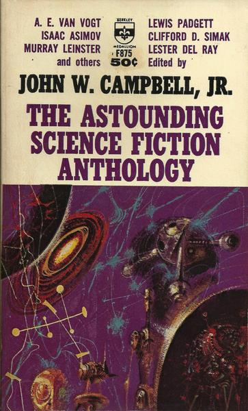 The Astounding Science Fiction Anthology Berkley 1964-small